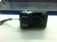 *фотоаппарат Nikon Coolpix L30
