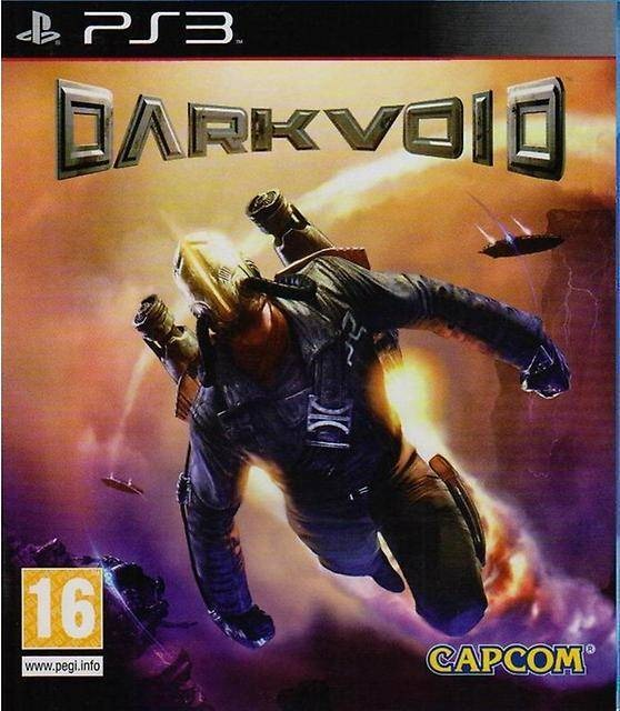 Диск PS3 Dark Void