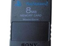 Карта Памяти Sony PlayStation 2