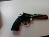 Макет Пистолета 375in Colt Python
