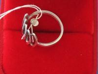 Кольцо. Серебро 925 вес 3.02 г
