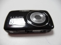 Panasonic DMC-S1 black