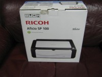 Ricoh Aficio SP100