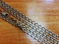 Цепочка  Золото 585 (14K) вес 9.45 г