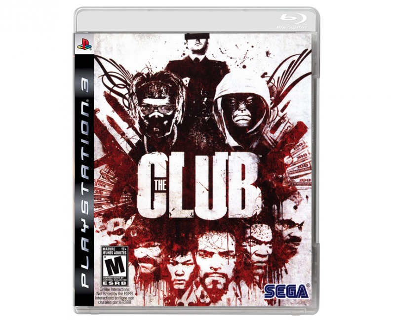 Диск PS 3 The Club