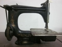 Швейная машина Antiguo SINGER 24-7 Cadena-Stitch (1912)