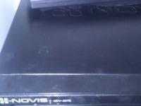 *видеоплеер DVD NOVIS
