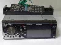 Магнитола Soundmax SM-CCR3082M (пульт) на запчасти