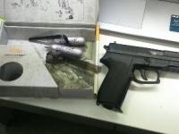 Пневматический пистолет Gletcher SS2202