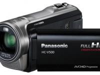 Видеокамера Panasonic HC-500