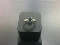 Кольцо Золото 585 с бр 3000 585 вес 3.23 г