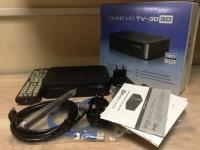 Цифровой проигрыватель Dune HD TV-303D, в комплекте: коробка,usd кабель,зарядное ус-во, переходник,пульт,лепестки, улучшитель сигнала (Ф-03)