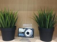 Цифровик Sony DSC-w350 в коробке