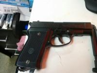 Пистолет пневматический Аникс А101