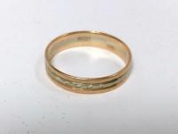 Кольцо 2Н 6830/2 Золото 585 (14K) вес 1.92 гр.