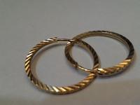 Серьги Золото 585 (14K) вес 1.62 гр.