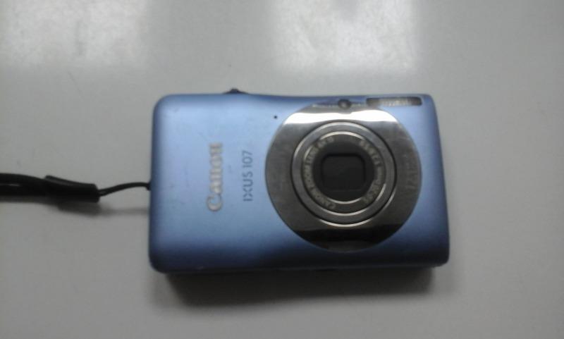 Canon Ixus 107