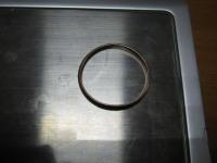 Обручальное кольцо Золото 585 (14K) вес 1.90 гр.
