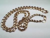 Цепь узорная Золото 585 (14K) вес 6.20 гр.