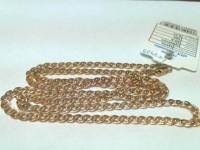 Цепь 60 см  050121 Золото 585 (14K) вес 6.01 гр.