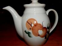 Чайник заварочный (фарфор СССР)