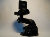Видеорегистратор Airtone RS-1080HD (держатель)
