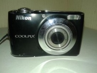 Фотоаппарат nikon coolpix l22