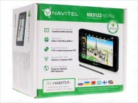 Навигатор navitel nx5122hdplus