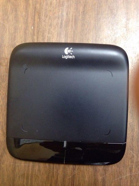 * !Logitech Wireless Touchpad Black USB