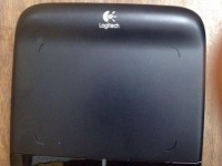 * !Logitech Wireless Touchpad Black USB