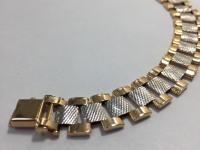 Браслет Золото 585 (14K) вес 16.96 г