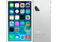 ПРТ телефон Iphone 5S 16Gb (коробка,инструкция,наушники)