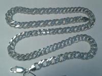 Цепь Серебро 925 вес 49.60 г