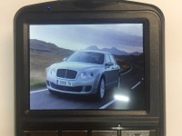 Видеорегистратор HD Vehicle Blackbox DVR (держатель+зу+коробка)