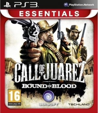Диск PS3 Call of Juarez Bound in Blood