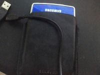 ЖД Samsung  s2 portable