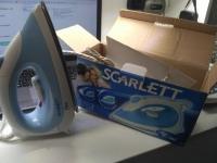 Утюг Scarlett SC-136S Flint