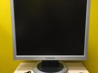 Монитор Samsung SyncMaster 920N, сетевые кабели 3 шт.
