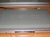 DVD Daewoo DV-750S с пду