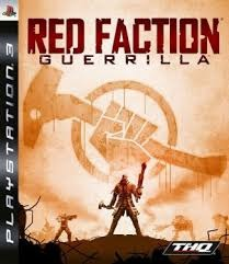 Диск PS3 Red Faction: Guerrilla