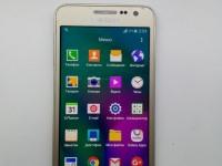 Смартфон Samsung Galaxy A3 SM-A300F