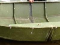 Лодка складная восьмиклинка