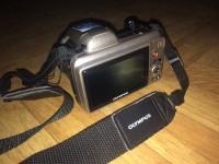 Olympus model no.sp-810uz 4.3-154.8mm (зу, чехол)