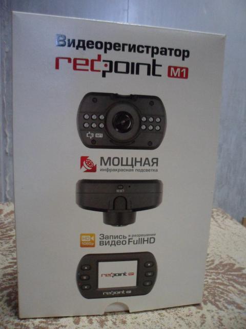Видео регистратор Redpoint M1