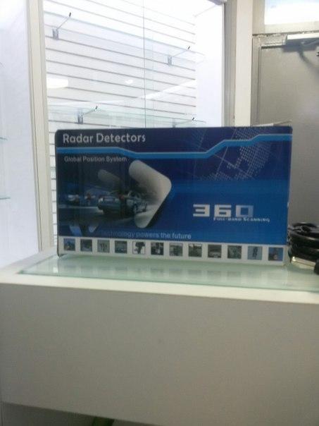 Радар детектор 16band v7