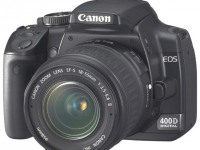 Фотоаппарат Canon EOS 400D kit