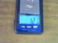 Кольцо с 21 синт вст Золото 585 (14K) вес 1.23 г