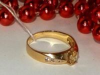 Кольцо 2Н 5593 Золото 585 (14K) вес 2.54 г