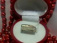 Кольцо 2Н 6283/2 Золото 585 (14K) вес 3.99 гр.
