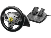 Игровой руль Thrustmaster Challenge Racing Wheel для PlayStation2